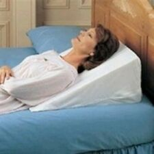 Bed Wedge - 18cm - Foam Wedge Pillow. Good for Acid Reflux, Snoring. Free Shippi