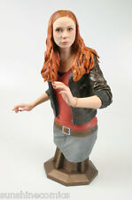 Doctor Who Amy Pond Bust Masterpiece Collection Karen Gillan Titan NEW SEALED
