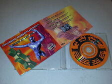 Single CD Music Instructor - Hands In The Air 4.Tracks 1996 MCD M 13