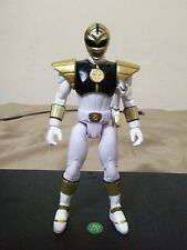 Power Rangers 2016 Movie Legacy 5 inch White Ranger Tommy Figure