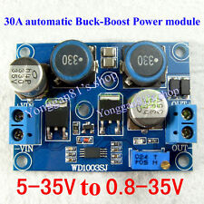 30W Automatic Buck-Boost Power Module 12V 24V Battery Car Solar Regulator Module