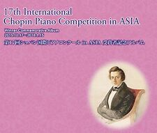 CLASSICAL V.A.-17TH INTERNATIONAL CHOPIN PIANO COMPETITION IN...-JAPAN 4 CD J50