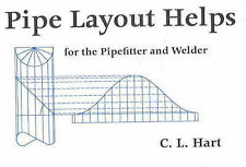 Pipe Layout Helps By Hart, C. | New (Trade Paper) BOOK | 9780962419744
