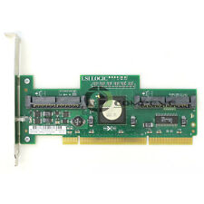LSI Logic SAS3080X-HP SAS 8 Port PCI-X Host Bus Adapter 403053-001 399490-0