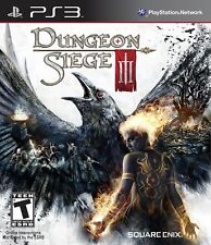 Dungeon Siege III  - Sony Playstation 3 Game