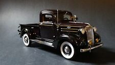 Danbury Mint 1937 Chevrolet Pickup Truck 1:24 Scale Die Cast Metal Model Chevy