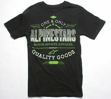 Alpinestars One and Only Slim Tee (XL) Black