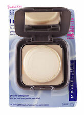 MAYBELLINE Finish Matte Pressed Powder #310 IVORY (Light 1 )