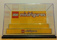 LEGO Minifigure custom display case diorama-CASE ONLY