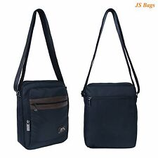 New Men Waterproof Cross Body Messenger Record Shoulder Utility Travel Work Bag
