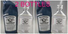 2 BOTTLES! Woodwards Woodward 130ml Gripewater Gripe Water Colic Pain Gas Baby