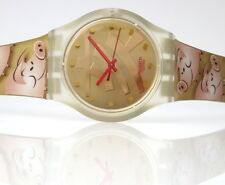 BE LUCKY - SWATCH Jelly in Jelly - SUJK119 STD - NEU und ungetragen