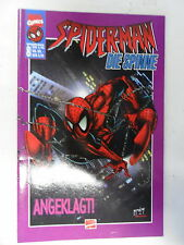 Spider- Man Die Spinne Marvel Comic  Nr.8  Zustand 1-2