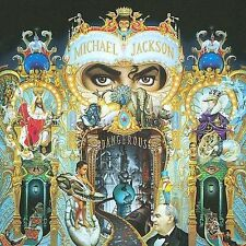 Dangerous [Special Edition] by Michael Jackson (CD, Oct-2001, Epic (USA)