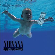 NIRVANA ( NEW SEALED CD ) NEVERMIND ( 20TH ANNIVERSARY REMASTERED ) KURT COBAIN