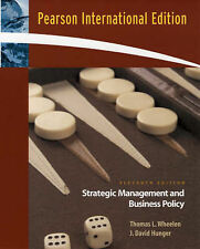 Strategic Management and Business Policy: Concepts and Cases by David L....