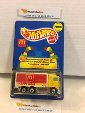Hiway Hauler Limited Edition * McDonald's Hot Wheels * H16