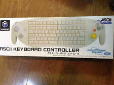 Used KEYBOARD CONTROLLER for Gamecube GC ASC-1901PO From JAPAN