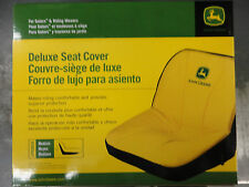 """JOHN DEERE Deluxe Seat Cover Medium for Seats up to 15"""" high LP92624"""