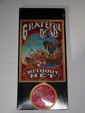 Grateful Dead 2 CD set Without A Net Big Top Limited Edition Arista 1990 NEW