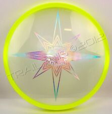 Yellow Skylighter Aerobie Flying Disc Frisbee Lighted LED Day or Night