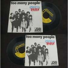 COLD BLOOD - Too Many People Rare French PS Psych Prog