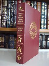 TRIAL OF CHARLES MANSON Bishop Gryphon Notable Leather