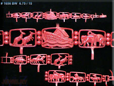 #1656 Noah Ark Bible WAX PATTERNS BRACELET JEWELRY TOOLSRubber Molds VULCANIZER