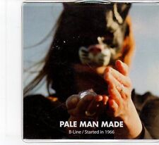 (FB79) Pale Man Made, B-Line / Started In 1966 - 2011 DJ CD