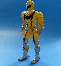 "2005 Bandai Yellow Power Ranger 5.25"" Action Figure"