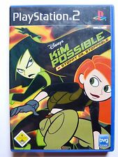 Kim Possible: Stoppt Dr. Stoppable (Sony PlayStation 2, 2006, DVD-Box
