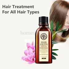 NEW Argan Oil Hair Care Nourish Scalp Treatment Smooth Damaged Dry Repair 60ML