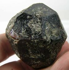 #17 6 1/8oz Vietnam 100% Natural Terminated Rough Almandine Garnet Specimen 173g