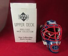 2001/02 UPPER DECK MASK COLLECTION JOSE THEODORE MINI GOALIE MASK