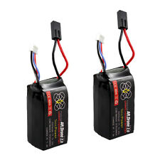 2X2500mAH 20C LiPo Upgrade Powerful Battery For Parrot AR.Drone 2.0 Quadricopter