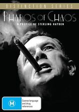 B23 BRAND NEW SEALED Pharos Of Chaos - A Profile Of Sterling Hayden (DVD, 2014)