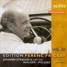 Edition Ferenc Fricsay 12, New Music