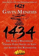 1434: The Year a Magnificent Chinese Fleet Sailed to Italy and Ignited the Renai