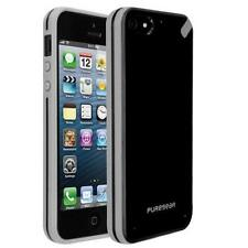 New Black Tea Pure Gear Rugged Slim Shell Protector Cover Case for iPhone 5 NIB