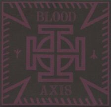 """BLOOD AXIS / ALLERSEELEN Walked In Line / Ernting - 7"""" - Limited 500 - Red Vinyl"""