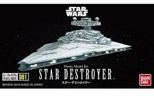 Bandai Star Wars Vehicle Model 001 Star Destroyer Non Scale Kit New Japan