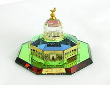 Islamic Muslim crystal Al AQSA ( Medium Size ) / Gift / Home decorative # 1423