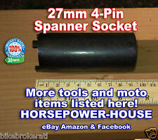 26mm SPECIAL CLUTCH SOCKET TOOL @ HONDA GOLD WING 1100 1200 ASPENCADE INTERSTATE