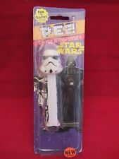 PEZ  Footed Dispenser  STAR WARS Storm Trooper  No Candy   (315D15)