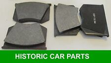 Triumph TR3A 1957-62 - BRAKE DISC PADS ~ Brakes Discs Pad ~ A Solid Calipers