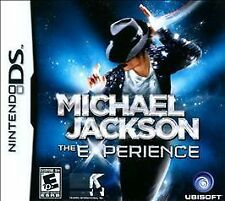 Michael Jackson: The Experience Nintendo DS NEW