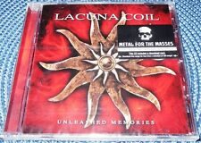LACUNA COIL - UNLEASHED MEMORIES NEW/SEALED