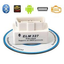 Mini ELM327 V2.1 OBD2 II Bluetooth Diagnostic Car Auto Interface Scanner NEW RX