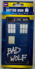 Doctor Dr Who Tardis Police Box BAD WOLF iPhone 4/4S Snap Case Cell Phone Cover