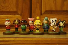 Lot Of 8 all that is out right now Animal Crossing Amiibo's - Nintendo Wiiu 3Ds